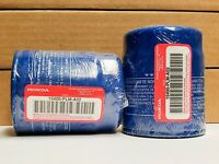 Qty 2. TWO Pack New Genuine OEM Honda Acura Oil Filter 15400-PLM-A02