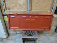 Tailgate Military Fits Willys M38 military jeep G740