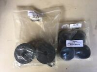 Triumph TR6 IRS Differential Polyurethane Mounting Kit, Front and Rear, New