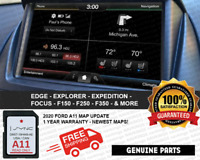 LATEST A11 FORD LINCOLN NAVIGATION SD CARD GPS MAP UPDATE SYNC UPDATES A10 A9 A8