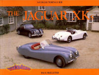 JAGUAR XK COLLECTORS GUIDE BOOK SKILLETER