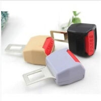 Car Auto Safety Security Seat Belt Clip Extension Extender Buckle Universal