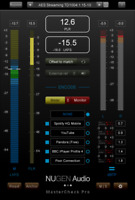 Nugen Audio MasterCheck Pro and ISL 2st- Combo Deal. Download Version