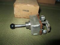 Nos 1955 Studebaker Sedan defroster switch