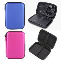 External Cable Hard Drive Disk HDD Cover Pouch Bag Carry Case for PC Laptop USA