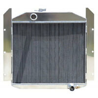 Champion Cooling Systems AE4952 All Aluminum Radiator 1949-52 Studebaker Pick-Up