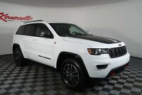 Jeep Grand Cherokee Trailhawk New 2018 Jeep Grand Cherokee Trailhawk 4WD 3L V6 24V Automatic Diesel SUV 181864