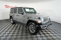 Jeep Wrangler Sahara 4WD V6 SUV Backup Camera Hard Top Roof USB 2018 Jeep Wrangler Unlimited Sahara 4WD V6 SUV Backup Camera Hard Top Roof USB