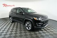 Jeep Compass Limited FWD AISIN I4 SUV Sunroof Navigation Backup Camera AUX 2018 Jeep Compass Limited FWD AISIN I4 SUV Sunroof Navigation Backup Camera AUX
