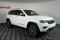Jeep Grand Cherokee Limited 4WD V6 Diesel SUV Sunroof Backup Camera Navigation New 2018 Jeep Grand Cherokee Limited 4WD V6 Diesel SUV Sunroof Backup Camera