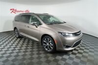 Chrysler Pacifica Limited FWD V6 Van Panoramic Sunroof Navigation Leather 2018 Chrysler Pacifica Limited FWD V6 Van Panoramic Sunroof Navigation Leather