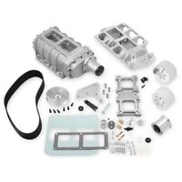 Weiand 7587 6-71 Supercharger Kit 1955-86 Small Block Chevy Drive Pitch: 8mm 11.