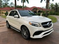 2017 GLE-Class AMG GLE 63 2017 Mercedes-Benz AMG GLE 63 NEW Car - Never Titled