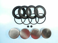 Stainless Front Caliper Piston & Seal Kit Fits Sunbeam Alpine 1963-68 & Tiger