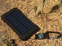 Power Bank 600000mAh Dual USB Portable Solar Battery Charger