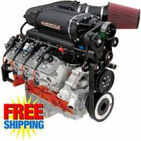 Chevrolet Performance 17802827 2012 COPO Camaro 327ci Supercharged Crate Engine