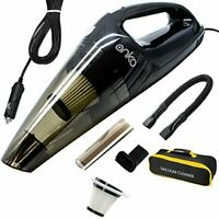ANKO Upgraded Car Vacuum Cleaner High Power 120W Wet&Dry Handheld Auto with 15FT