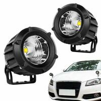 LED Work Lights Car Truck Combo Beam Driving Fog OffRoad DRL Lamps 2PACK 4WD ATV