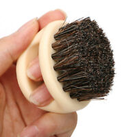 1× Auto Detailing Car Brush Car Auto Care Hard and Soft Bristle For Leather Seat