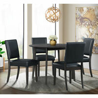 Picket House Furnishings Vail Round 5PC Dining Set DTT1005DS
