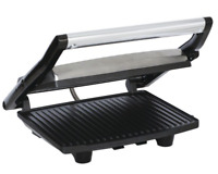 NEW Brentwood Select Panini & Contact Grill Sandwich Grill FREE SHIP