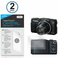 Canon Powershot SX700 HS Screen Protector, [ClearTouch Crystal (2-Pac…