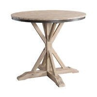 Picket House Furnishings Keaton Round Counter Height Dining Table LCL100CT