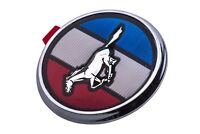 OEM NEW Vintage Red White & Blue Hood Ornament Emblem 79-82 Mustang D9ZZ-16850-A