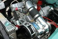Procharger Chevy SBC BBC F-2 Supercharger Serpentine Tuner Kit F2 EFI Carb