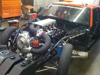 Procharger Chevy SBC BBC F-3R-13N Supercharger Reverse Rotation Cog Race Kit