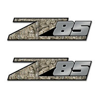 Z85 Truck Bed Camouflage Graphic Decal (2 pack)  Z85a01