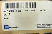 GENUINE GM ROOF BAR UTILITY KIT OEM # 12497458