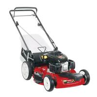 Lawn Mower Gas Self Propelled 22 Inches High Rear Wheel Variable Speed *NEW*