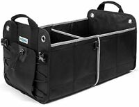 HomePro Goods Heavy Duty Car Trunk Organizer By Sturdy Storage for Travel and