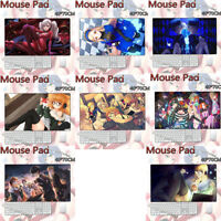 Anime Persona 5 P5 Large Mouse Pad Mouse Mat Mice Pad Cosplay Desktop Accessorie