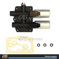 Transmission Dual Linear Solenoid for 03-09 Acura MDX RDX TL Honda Accord Pilot