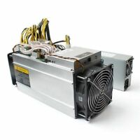 BITMAIN Antminer T9+ 10.5TH/s ASIC Bitcoin BTC Miner with Power Supply - NEW!