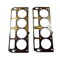 (2) NEW Cylinder Head Gaskets For LS2 L76 6.0 05-07 CORVETTE SILVERADO 12589227