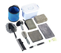 Car Wash Detailing Cleaning Kit /Tire Brush/Wash Mitt/Washing Sponge Accessories