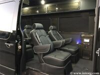 2019 Mercedes-Benz Sprinter Executive DayCruiser with Bathroom 2019 Mercedes Benz Sprinter Executive DayCruiser with bathroom and storage!  NEW