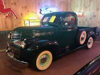 Other Pickups -- 1946 Chevrolet