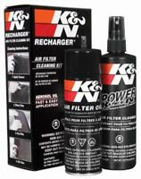 K&N 99-5000 Aerosol Recharger Air Filter Care Service Cleaning Kit Car Auto New