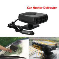 Portable 12V 150W Heating Fans Car Styling Air Conditioning Defroster D
