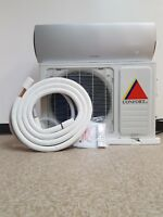 24000 BTU 220V. 2 TON. MINI SPLIT AIR CONDITIONING UNIT WITH HEAT PUMP SYSTEM