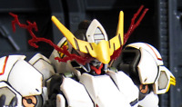 Gundam Iron Blooded Orphans Berserk Eyes Effect Part for Barbatos