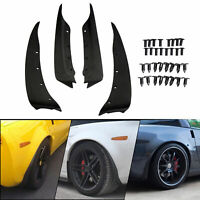 For 2005-2013 Chevrolet Corvette C6 Front And Rear Molded Splash Guards 19170234