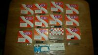 Lot Of New Old Stock K&B Model airplane  engine parts