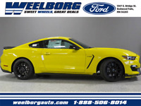 2018 Ford Mustang GT350 2018 Ford Mustang Shelby GT350