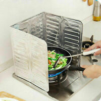 Kitchen Stove Foil Plate Prevent Oil Splash Tool Cooking Baffle Gadgets Supplies