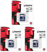 Moultrie SD Card MFH-SD4GB 4GB Memory (3 Pack)